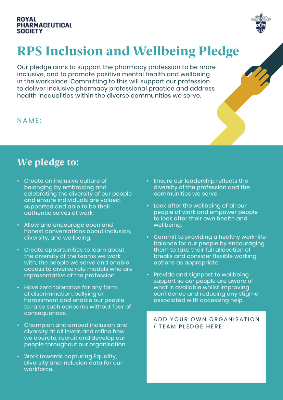 I&D Pledge-Business