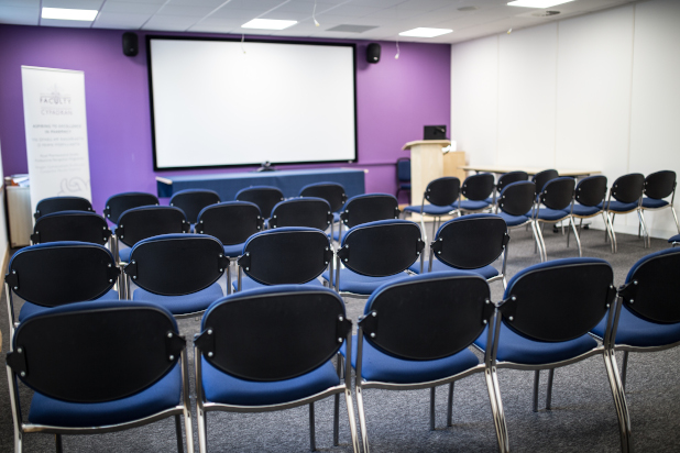 The Turner Room – is suitable for between 20 to 60 people, depending on how the room is set up.