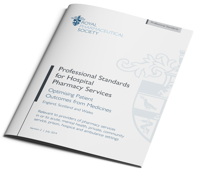 Update of RPS Professional Standards for Hospital Pharmacy