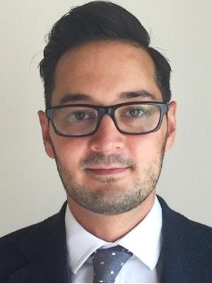 Brendon Jiang, Primary Care Pharmacy Expert Advisory Group