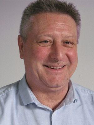 William (Iain) Bishop MRPharmS, Scottish Pharmacy Board