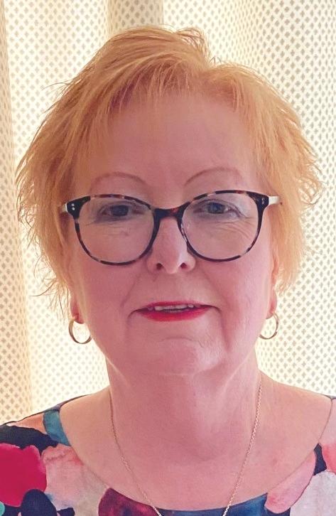 Yvonne Dennington, Business Manager