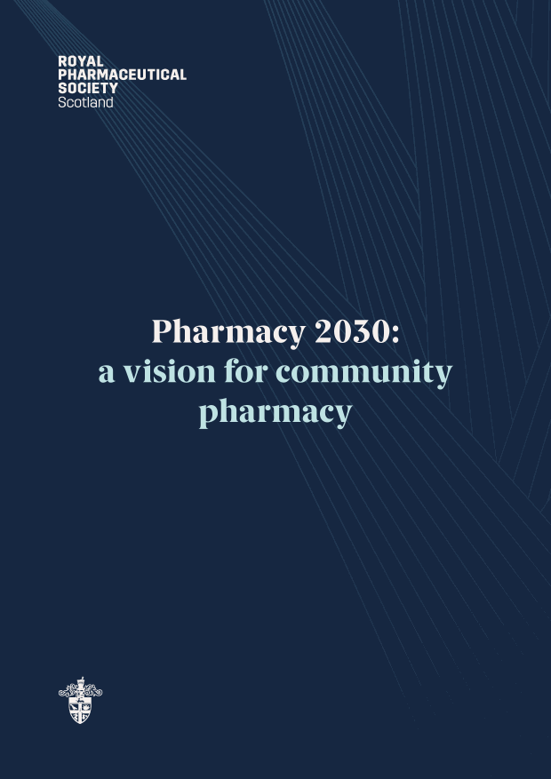 RPS Pharmacy 2030 - cover
