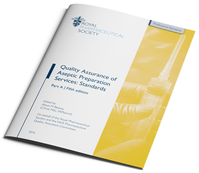 Quality Assurance of Aseptic Preparation Services