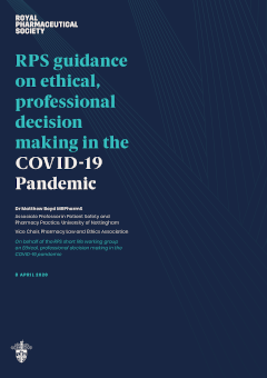 COVID19 Ethical Guidance document