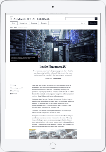 The Pharmaceutical Journal